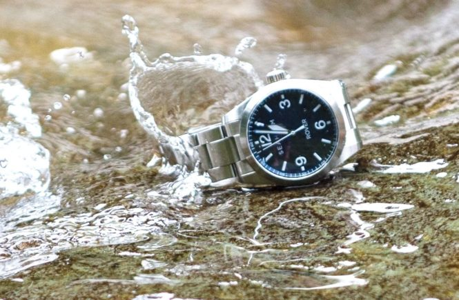 Norma ISO 22810:2010: Relojes Sumergibles Water-resistant