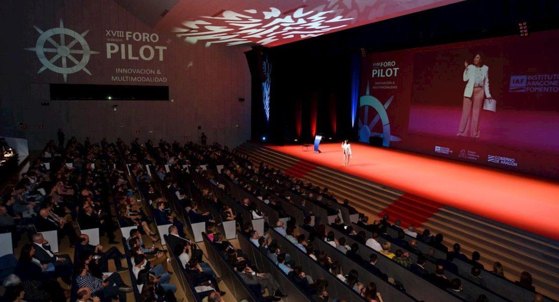 Foro Internacional Logística PILOT, Zaragoza